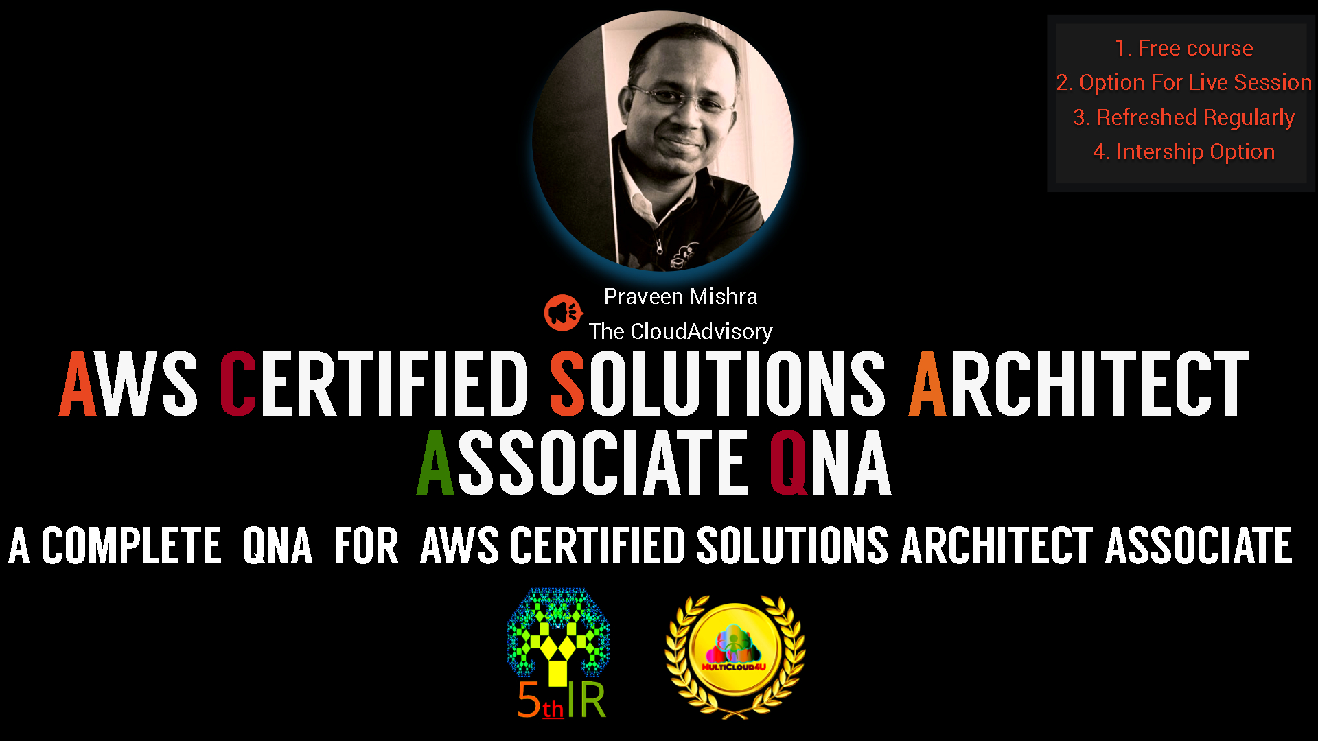 AWS Certified Solutions Architect Associate QNA Complete