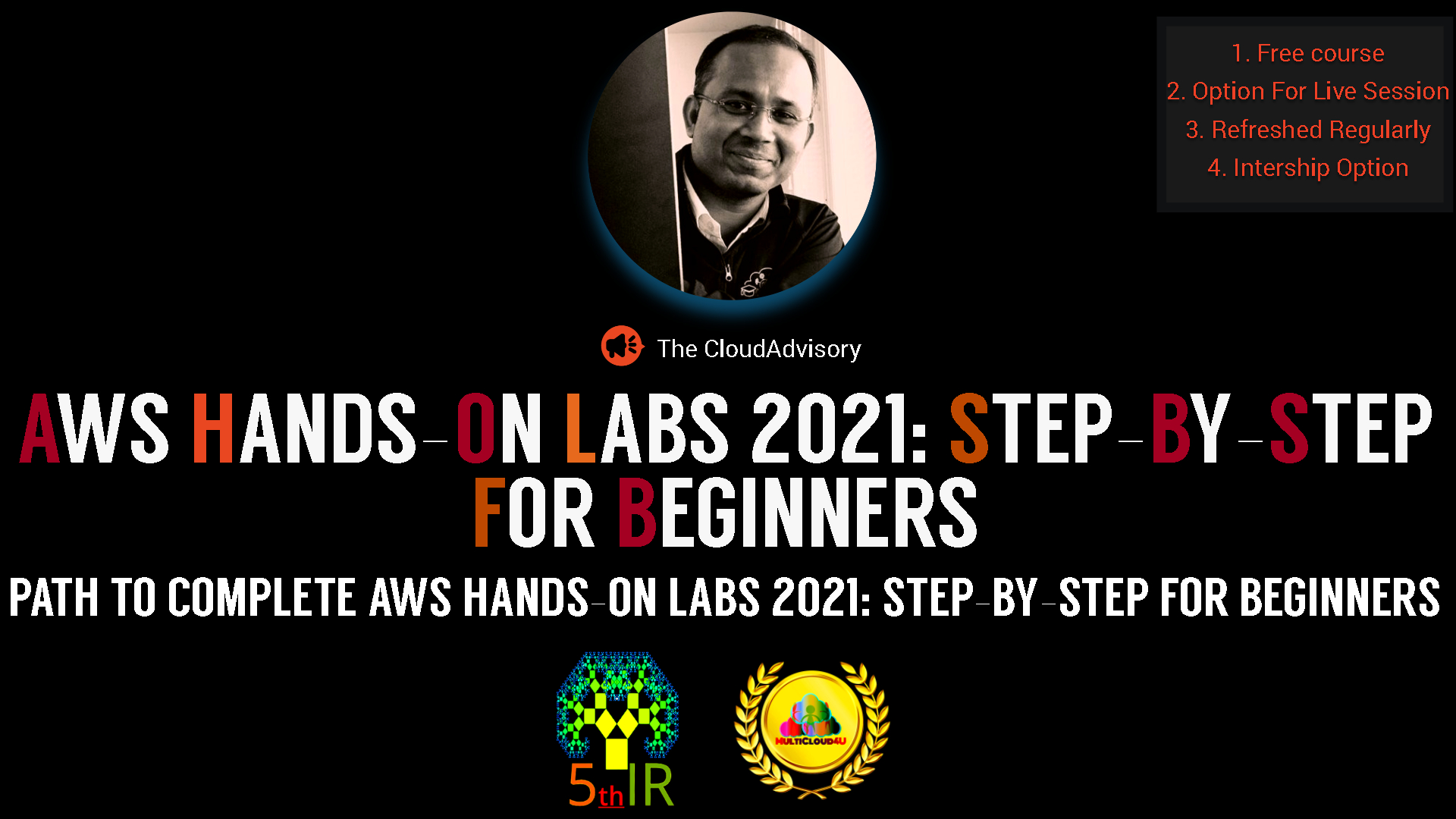 AWS Hands-on Labs 2021: Step-by-step for Beginners NEW